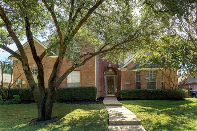 2609 Woodstone Court, Flower Mound, TX 75022 (MLS #13955047) :: Hargrove Realty Group
