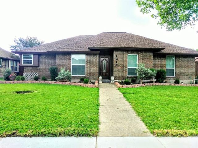 1916 Lansdown Drive, Carrollton, TX 75010 (MLS #13955072) :: The Paula Jones Team | RE/MAX of Abilene
