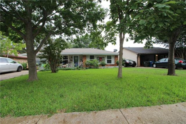 810 Quinette Drive, Seagoville, TX 75159 (MLS #13955107) :: The Hornburg Real Estate Group