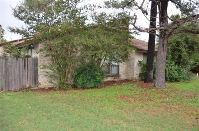 2002 Woodbrook Street 2002A, Denton, TX 76205 (MLS #13955124) :: Baldree Home Team