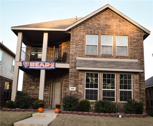 256 Allerton Lane, Lancaster, TX 75146 (MLS #13955128) :: RE/MAX Landmark