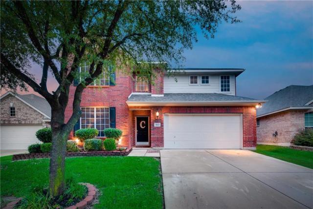 11621 Aspen Creek Drive, Fort Worth, TX 76244 (MLS #13955130) :: The Rhodes Team
