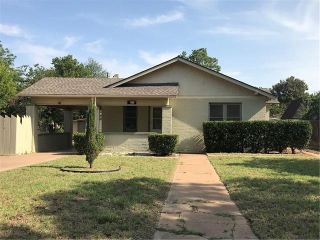 1818 University Boulevard, Abilene, TX 79603 (MLS #13955167) :: Robbins Real Estate Group