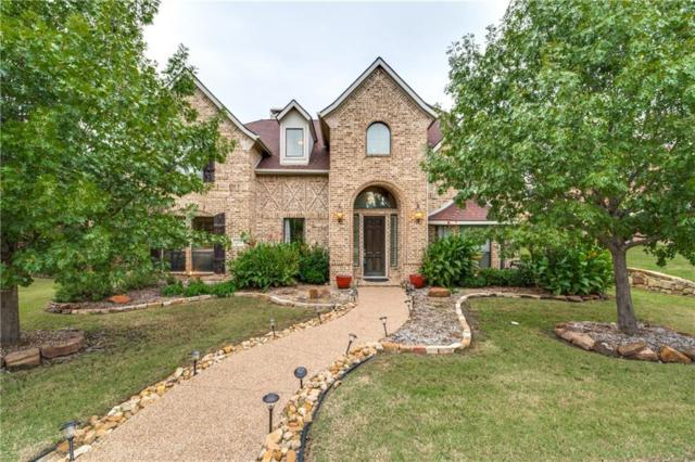 1504 Sandstone Drive, Frisco, TX 75034 (MLS #13955188) :: The Tierny Jordan Network