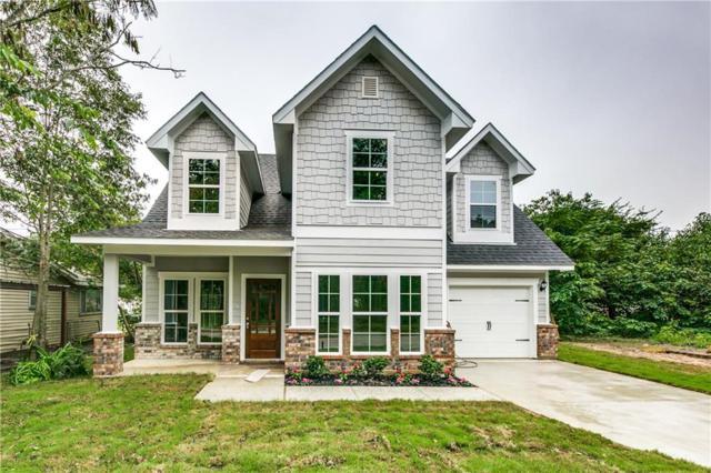 206 Perry Avenue, Waxahachie, TX 75165 (MLS #13955192) :: Baldree Home Team