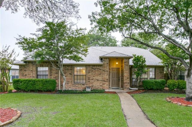 6713 Vero Drive, Plano, TX 75023 (MLS #13955311) :: Van Poole Properties Group