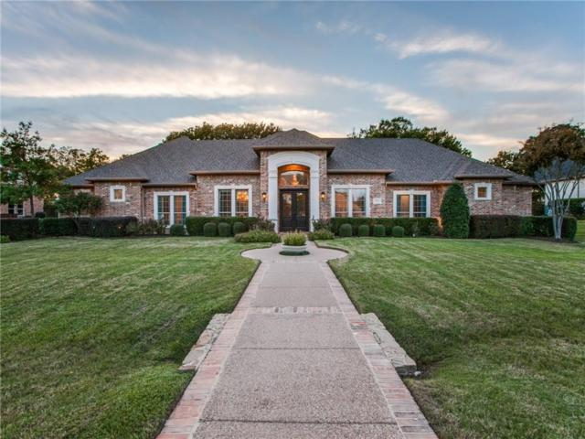 4401 Equestrian Way, Flower Mound, TX 75028 (MLS #13955346) :: The Real Estate Station