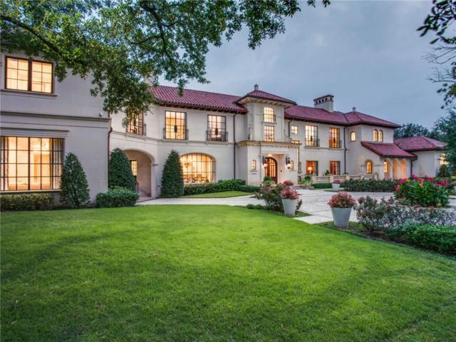 3509 Euclid Avenue, Highland Park, TX 75205 (MLS #13955347) :: Baldree Home Team
