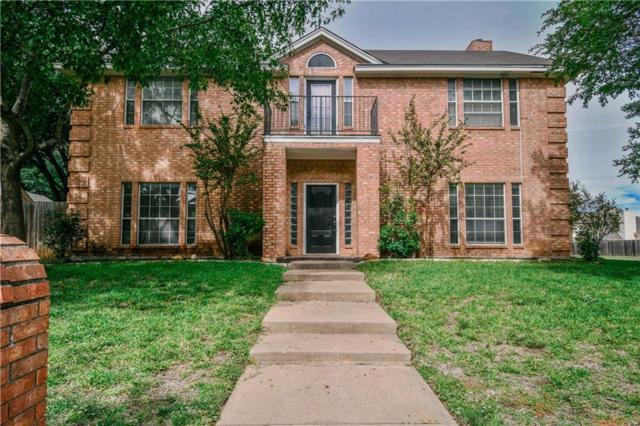 6745 Greenleaf Drive, North Richland Hills, TX 76182 (MLS #13955356) :: RE/MAX Pinnacle Group REALTORS