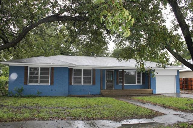 607 S Avenue G, Clifton, TX 76634 (MLS #13955364) :: The Hornburg Real Estate Group
