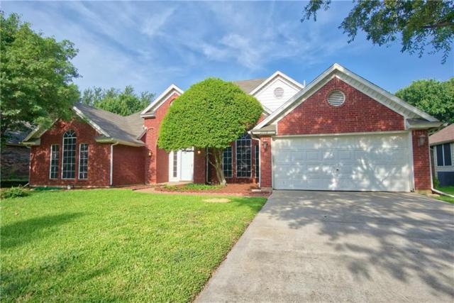 2509 Stanford Drive, Flower Mound, TX 75022 (MLS #13955378) :: Frankie Arthur Real Estate
