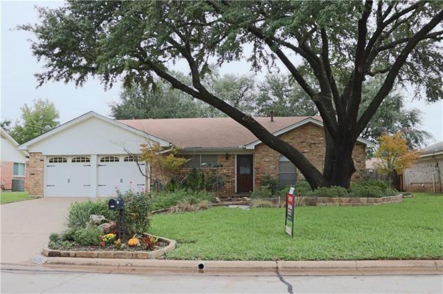 1023 Byron Lane, Arlington, TX 76012 (MLS #13955394) :: RE/MAX Town & Country