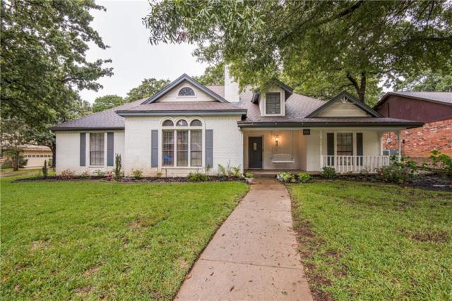 3537 Hightimber Drive, Grapevine, TX 76051 (MLS #13955414) :: RE/MAX Town & Country