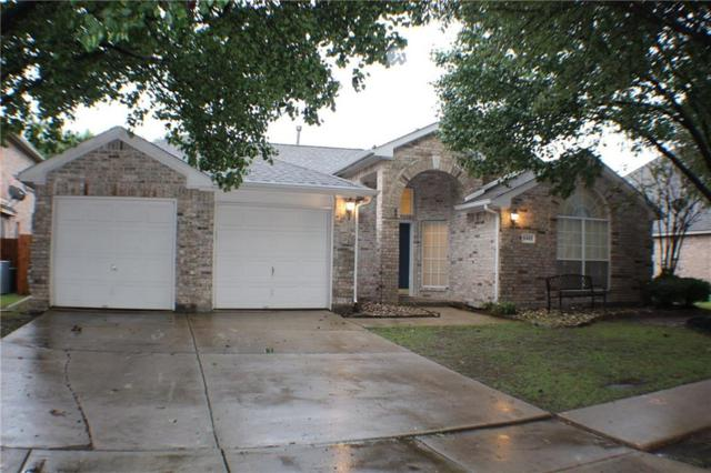 5460 Navajo Bridge Trail, Fort Worth, TX 76137 (MLS #13955470) :: Robbins Real Estate Group