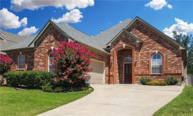 635 Wyndham Circle, Keller, TX 76248 (MLS #13955474) :: Team Hodnett