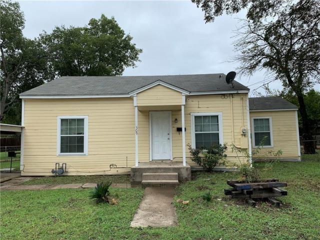 309 Lynn Street, Waxahachie, TX 75165 (MLS #13955490) :: Robbins Real Estate Group