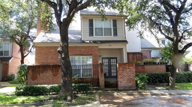 4050 Frankford Road #908, Dallas, TX 75287 (MLS #13955690) :: Van Poole Properties Group