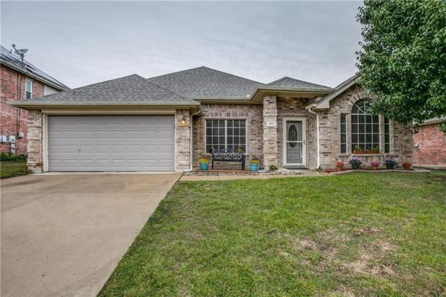 309 Pointer Place, Arlington, TX 76002 (MLS #13955712) :: The Chad Smith Team