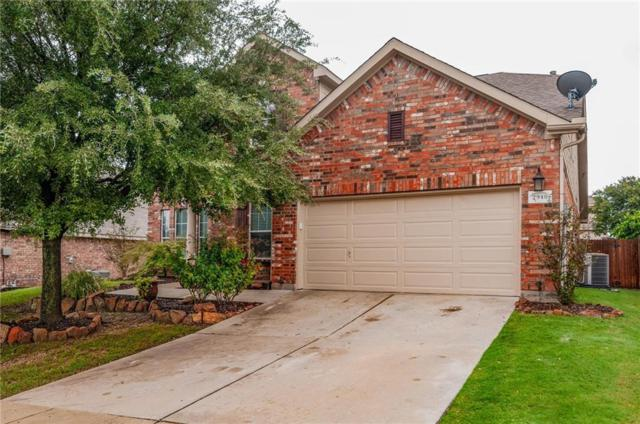 2940 Hollow Valley Drive, Fort Worth, TX 76244 (MLS #13955717) :: Century 21 Judge Fite Company