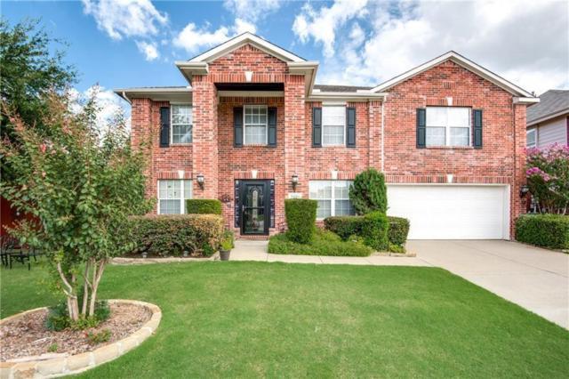 7201 Hummingbird Court, North Richland Hills, TX 76180 (MLS #13955788) :: Team Hodnett