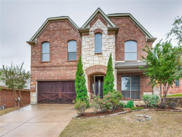 1004 Coyote Drive, Euless, TX 76040 (MLS #13955806) :: The Chad Smith Team