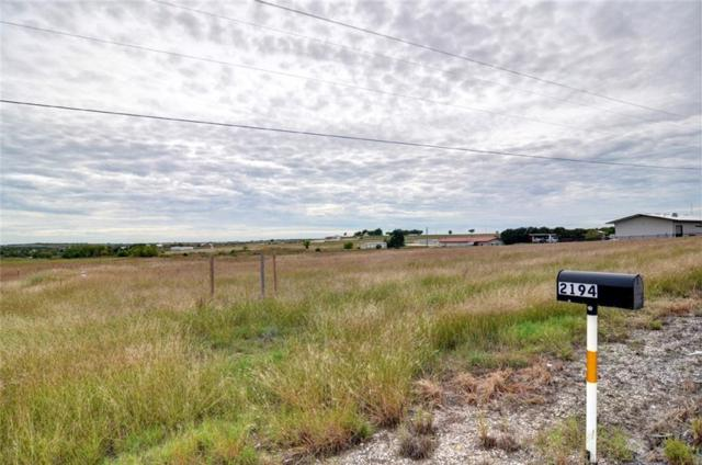 2194 E Hwy 380, Decatur, TX 76234 (MLS #13955815) :: NewHomePrograms.com LLC