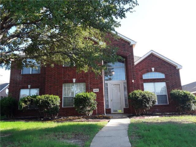 4404 Jenkins Drive, Plano, TX 75024 (MLS #13955860) :: Van Poole Properties Group