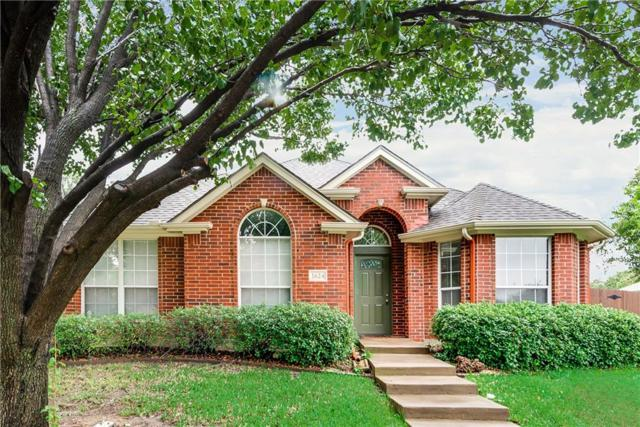 1624 Overcup Lane, Keller, TX 76248 (MLS #13955861) :: Team Hodnett