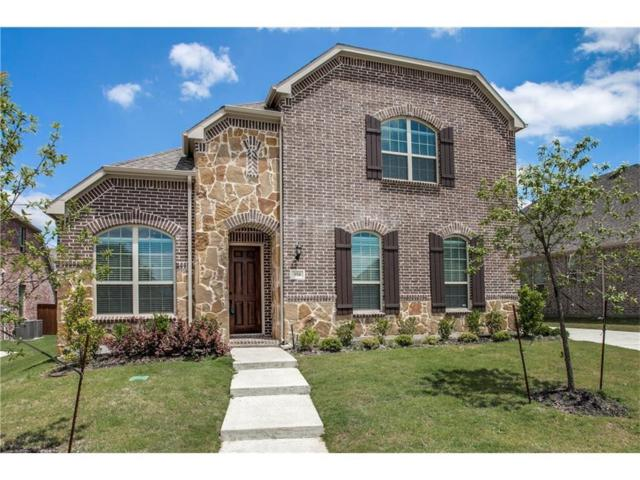 954 Holt Lane, Allen, TX 75013 (MLS #13955915) :: Frankie Arthur Real Estate
