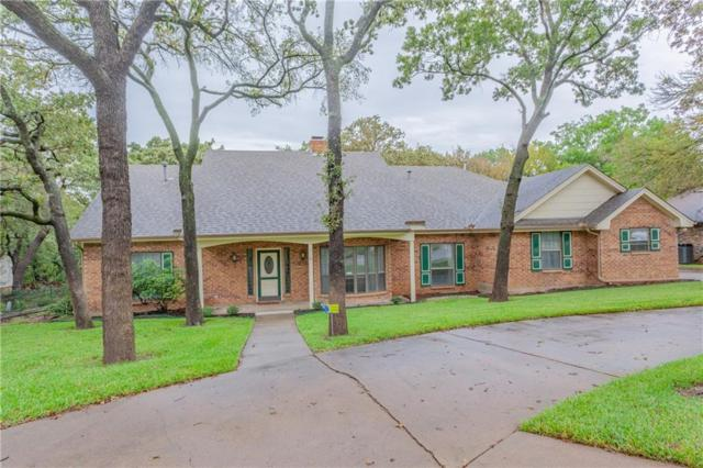 702 Bent Tree Drive, Euless, TX 76039 (MLS #13956004) :: The Chad Smith Team