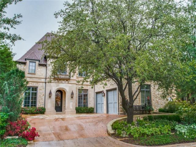 7010 Stone Meadow Drive, Dallas, TX 75230 (MLS #13956052) :: Hargrove Realty Group