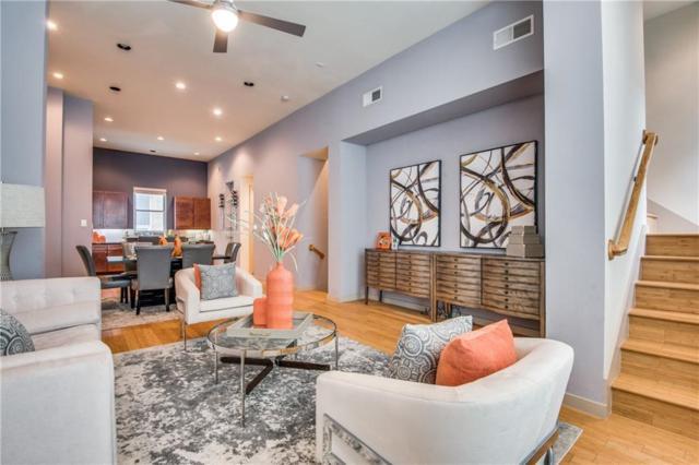 732 Cannen John Lane, Dallas, TX 75204 (MLS #13956060) :: Van Poole Properties Group