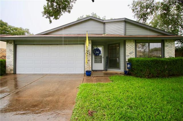 4733 Rose Of Sharon Lane, Fort Worth, TX 76137 (MLS #13956117) :: The Chad Smith Team