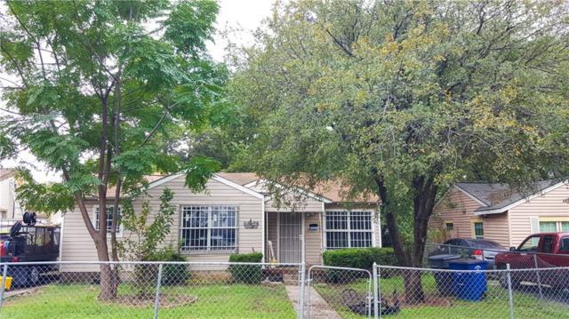 3218 Reynolds Avenue, Dallas, TX 75223 (MLS #13956168) :: Frankie Arthur Real Estate