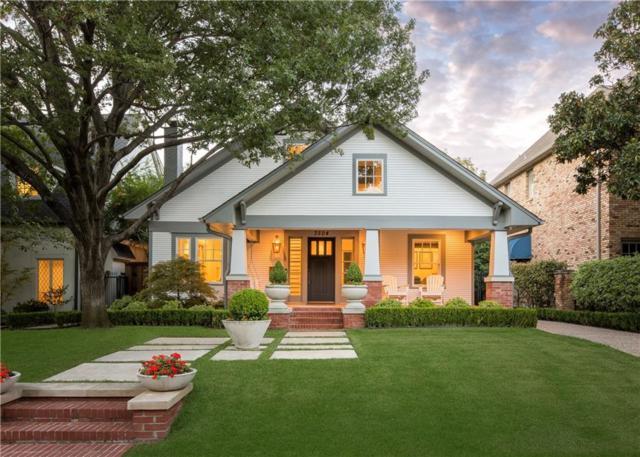 3504 Harvard Avenue, Highland Park, TX 75205 (MLS #13956169) :: Frankie Arthur Real Estate