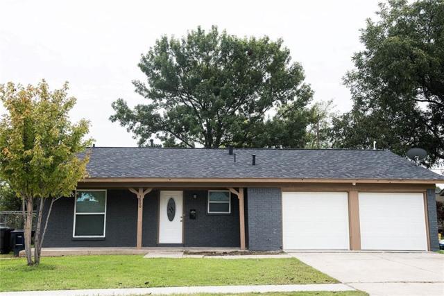3800 Dana Drive, Fort Worth, TX 76111 (MLS #13956213) :: Robinson Clay Team