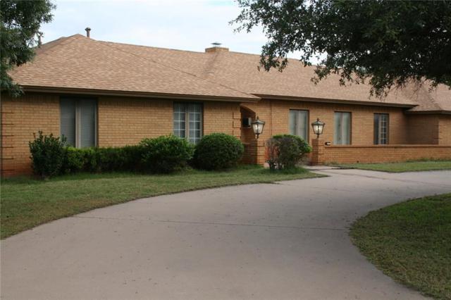1724 21st Street, Anson, TX 79501 (MLS #13956248) :: The Tonya Harbin Team