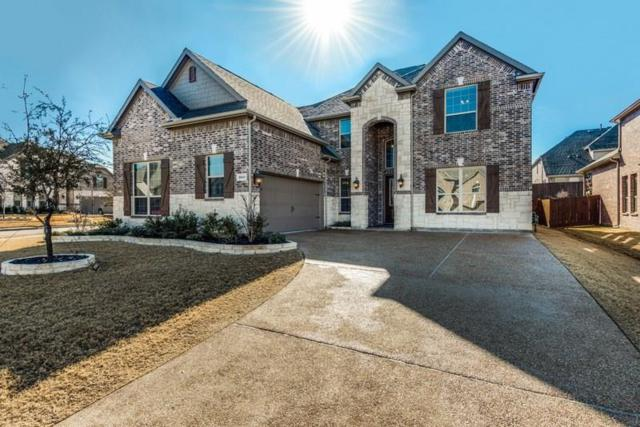 9993 Robinwoods Drive, Frisco, TX 75035 (MLS #13956256) :: Robbins Real Estate Group