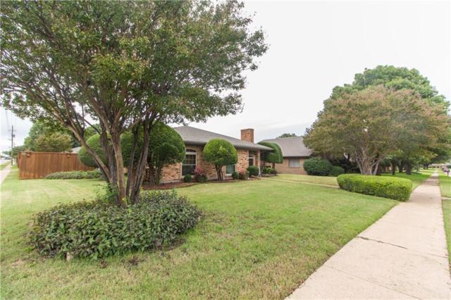 401 Mossbrook Drive, Richardson, TX 75081 (MLS #13956287) :: Kimberly Davis & Associates