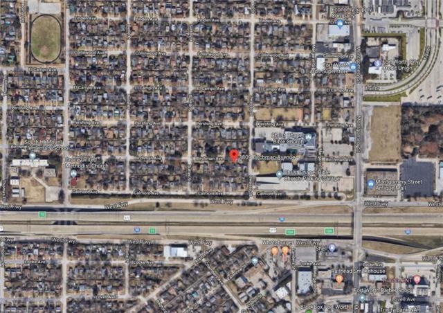 3809 Birchman Avenue, Fort Worth, TX 76107 (MLS #13956294) :: RE/MAX Pinnacle Group REALTORS