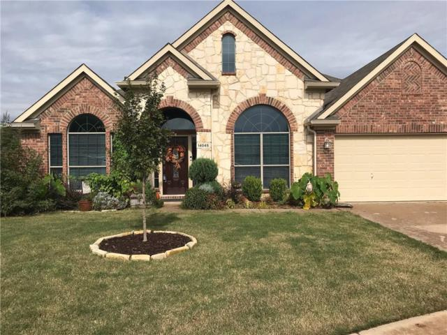 14045 Stagecoach Road, Fort Worth, TX 76262 (MLS #13956322) :: The Chad Smith Team
