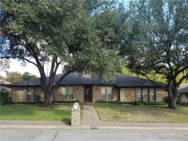 1416 Shadybrook Drive, Desoto, TX 75115 (MLS #13956333) :: Kimberly Davis & Associates