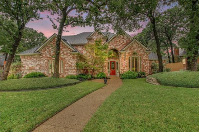 6400 Kenshire Court, Colleyville, TX 76034 (MLS #13956368) :: Team Hodnett