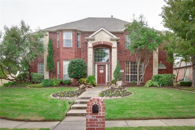 2701 Meadow Green Drive, Flower Mound, TX 75022 (MLS #13956386) :: Team Hodnett