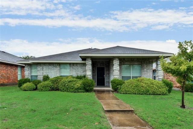 809 Horseshoe Court, Desoto, TX 75115 (MLS #13956393) :: Kimberly Davis & Associates