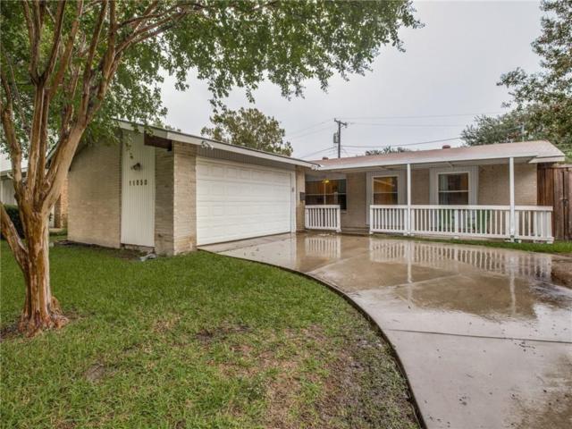 11850 High Valley Drive, Dallas, TX 75234 (MLS #13956399) :: Van Poole Properties Group