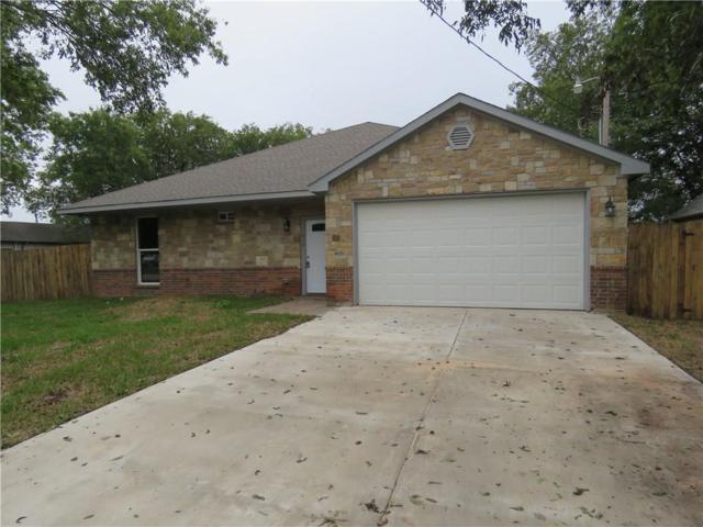 417 N Hansbarger Street, Everman, TX 76140 (MLS #13956427) :: The Real Estate Station