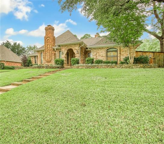 4004 Plantation Court, Colleyville, TX 76034 (MLS #13956433) :: The Tierny Jordan Network