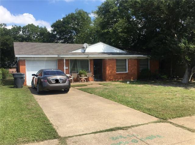 807 Clearwood Drive, Dallas, TX 75232 (MLS #13956443) :: The Tierny Jordan Network
