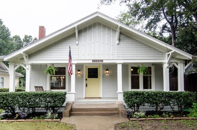 5533 Victor Street, Dallas, TX 75214 (MLS #13956444) :: Van Poole Properties Group